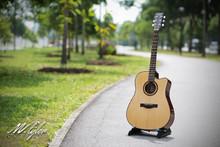 M.Tyler Guitars MTD-700 CEQ w/ LR Baggs EAS VTC Acoustic Guitar