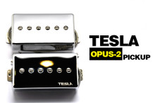 Tesla Opus-2 Pickups