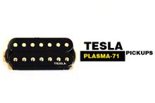 Tesla Plasma-71 Pickups
