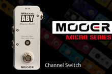 Mooer Micro Aby Channel Switch