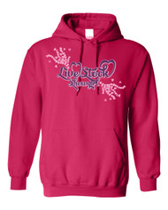 Youth Showgirl's Heart Hoodie