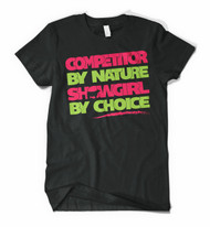 Competitor By Nature Tee