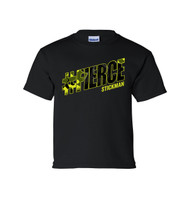 Youth Fierce Stickman Tee