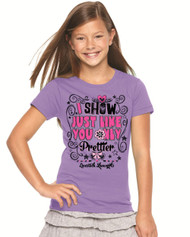 Youth Show Prettier Tee