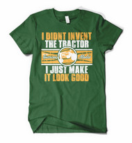 Invent the Tractor Tee (More Colors)