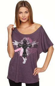 BRCA Purple Dolman