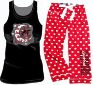 Livestock Showgirl Pajama Set