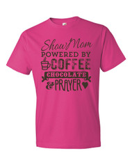 Show Mom Powered by Coffee