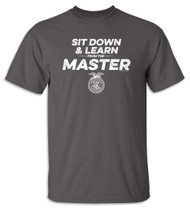 FFA Advisor: Learn from the Master Tee