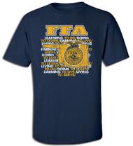 Oklahoma FFA Tee