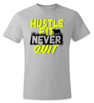 Hustle Fit Tee