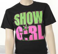 Show Girl Neon Tee
