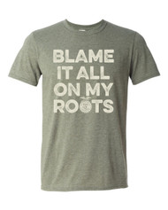 FFA Blame it All On My Roots Tee