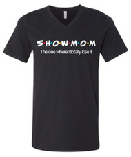 Show Mom Friends V-Neck