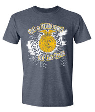 FFA Get a Little Mud on the Tires Tee