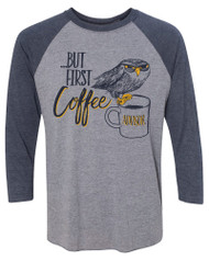 FFA Advisor Coffee Raglan