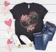Love You For Heifer Tee