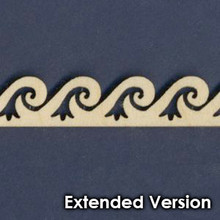 Victorian Dollhouse Trim I - Extended