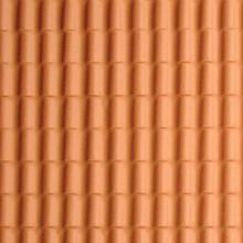 Dollhouse Roof Spanish Barrel Dollhouse Tile Roof