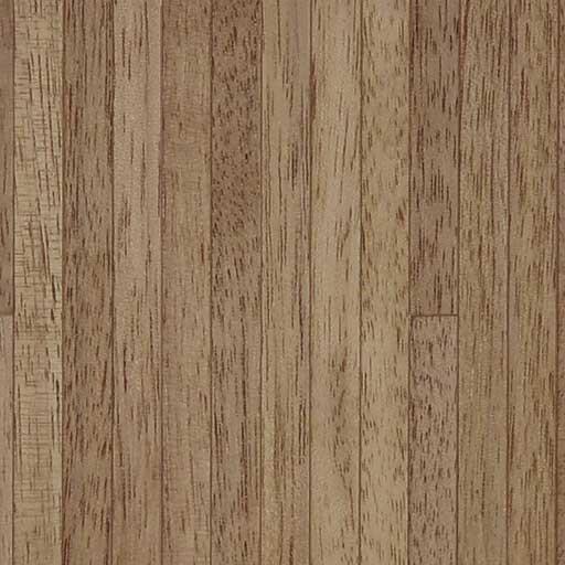 Dollhouse Flooring Installation: Black Walnut Dollhouse Wood Floor