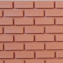 Dollhouse Brick Siding Common Jnt Plastic Brick Sheet