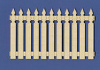 Victorian Dollhouse Fence