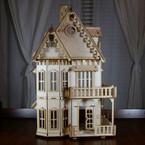 Gothic Victorian Dollhouse Kit
