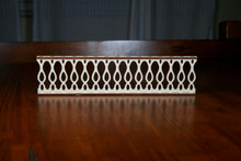 Victorian Doll House Porch Railing Baluster