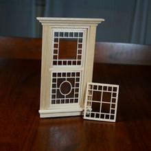 Victorian Dollhouse Dual Grid Design - Window Mullion