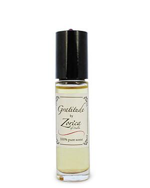 Zorica of Malibu Gratitude perfume at Indiescents.com