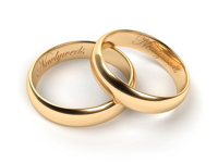 Become Ordained to Marry Rings