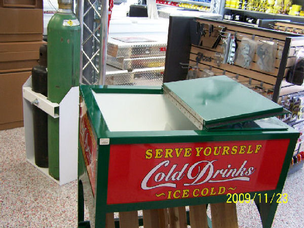 1928 Glascock Drink Coolers