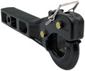 Buyers Products, Pintle Hook, 5-Ton Receiver Mount, Long Body,  BP RM5P