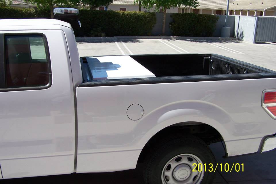 Ford F 150 All Purpose Storage Chest