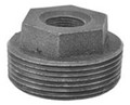 "DOUBLE TAP PIPE BUSHING 2"" X 1"" X 1"""