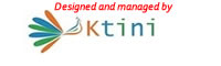This website is designed and managed by ktini.com