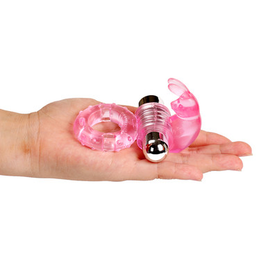 Rabbit Vibrating Penis Ring