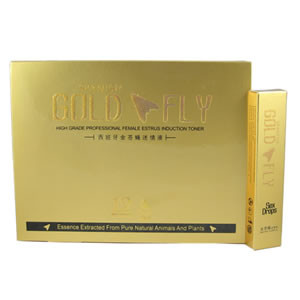 Spanish Gold Fly Sex Drops For Women, Exclusive on www.masalatoys.com
