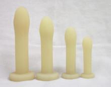 Femilingus Comfort 4 Pcs Vaginal Dialator set