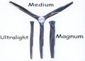 Ivoprop 3 Blade Propeller