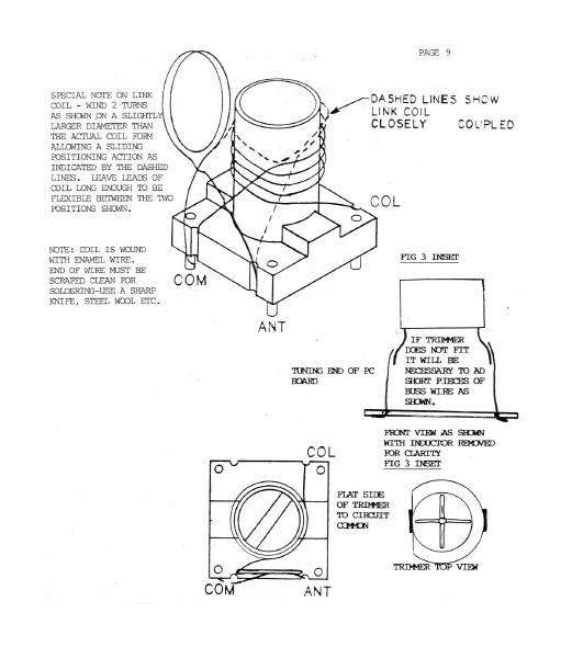 3mi miniature fm voice transmitter project  paper plans