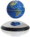 Floating Globe High Tech Design
