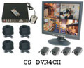 Multi-Channel Digital Video Recorder (DVR) System