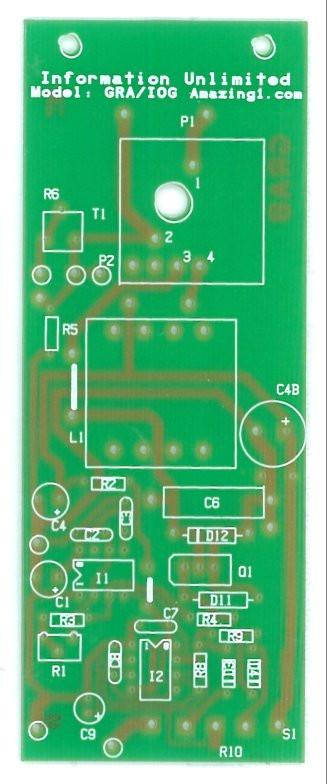 Incredible Printed Circuit Board For Ioghp1 Gra Information Unlimited Geral Blikvitt Wiring Digital Resources Geralblikvittorg