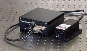 Laser Head + Power Supply