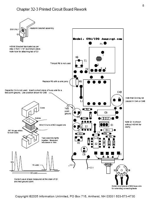 ozone generator  100-500mg  hr  paper plans