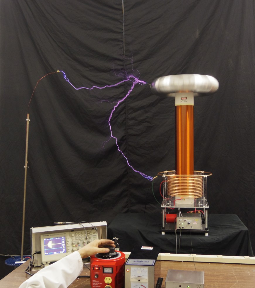Solid State Tesla Coil Downloadable Plans Information Unlimited Picture Of Best Schematic For A