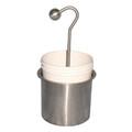 Leyden Jar Capacitor