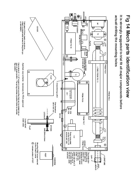 burning laser ray gun  downloadable plans