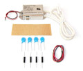 Module for Low Power HV Supplies and Chargers 10kv 2ma (Kit)